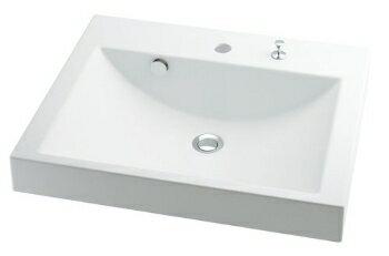 493-072H カクダイ 角型洗面器 ポップアップ独立つまみタイプ KAKUDAI
