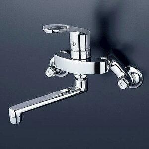 KM5000TAKVK壁付シングルレバー式混合栓(湯側回転角度規制)