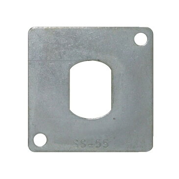 30530055 FUKI エスカッション(金庫用) SS-55 シリンダー錠交換用固定板