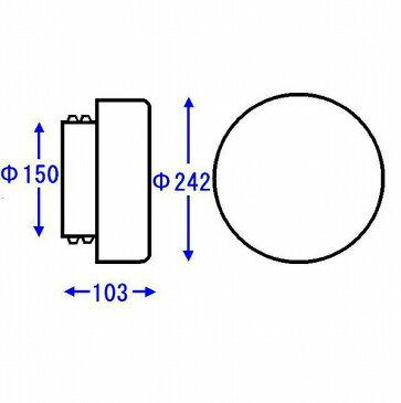 AFKK026 TOTO 照明器具 扁平丸型照明グローブ
