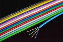 日本製線(株) LANケーブル カテゴリー5 TPCC5 0.5mmX4P 300m巻 水色 1