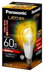 LDA8L/C/W パナソニック LED電球 電球色 電球60形相当 810 lm (E26)