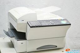 中古B4業務用FAX機/正常動作品NTT NTTFAX L-310/カウンタ834枚ナンバーディスプレイ対応 【中古】