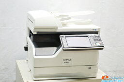 中古業務用FAX機/正常動作品 NTT NTTFAX L-320 3748枚 送信A3 受信A4 7型カラータッチパネル採用ナンバー・ディスプレイ対応 USB LAN プリンタ スキャナー 【中古】