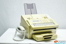 業務用中古FAX/中古ファックスNTT OFISTAR S3100/最大A4用紙サイズモノクロ LAN FAX/2559枚ハンドセット付【中古】