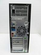 中古パソコンHPZ420Workstationwin10proHDD500GB/メモリ8Gxeon【中古】