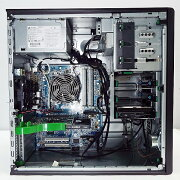 正常動作品中古パソコンデスクトップHPWorkStationZ200【中古】[Corei5-6503.2GHzHDD500GB1TB内蔵メモリ8GBWindows10Pro64bit]