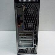 【中古】訳あり空冷モデルHPWorkStationZ600[XeonE56072.27GHz4コアHDD450GB/450GB内臓メモリ16GBWindows10Quadro2000]
