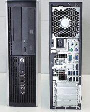 中古パソコン中古デスクトップパソコンWindows10HPCompaqElite8300SFFCorei5HDD500GB4GBメモリDVDマルチOffice付きデスクトップパソコンパソコン【中古】