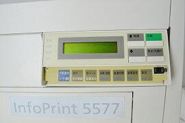 中古ドットプリンターRicoh5577-h05インクリボン付きUSBLANパラレル【中古】