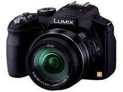 光学24倍ズームレンズを塔載した高倍率カメラPanasonic / パナソニック LUMIX DMC-FZ200