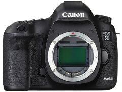 Canon / キヤノン デジタル一眼レフカメラ EOS 5D Mark III ボディ 【デ…