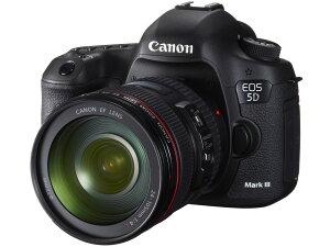 Canon / キヤノン デジタル一眼レフカメラ EOS 5D Mark III EF24-1…