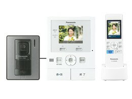 Panasonic/パナソニックどこでもドアホンVL-SWD210K【テレビドアホン・インターホン】【送料無料】