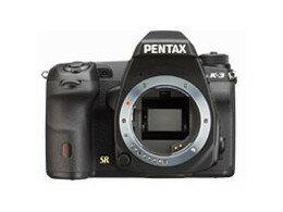 PENTAX/ペンタックスデジタル一眼レフカメラPENTAXK-3ボディ【デジタル一眼カメラ】