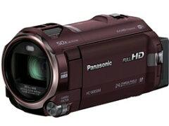 4ドライブレンズシステムを搭載したビデオカメラPanasonic / パナソニック ビデオカメラ HC-W85...