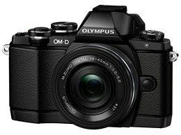 OLYMPUS / オリンパス OLYMPUS OM-D E-M10 14-42mm EZ レンズキット [ブラック]