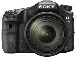 79点位相差AFセンサーを搭載したデジタル一眼カメラソニー / SONY デジタル一眼カメラ α77 II ...