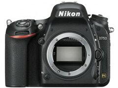 Nikon / ニコン デジタル一眼レフカメラ D750 ボディ 【デジタル一眼カメラ】
