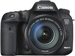 キヤノン / CANON EOS 7D Mark II EF-S18-135 IS STM レンズキット 【デジタル一眼カメラ】