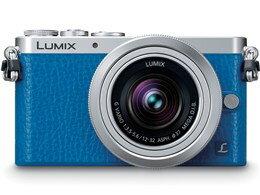 Panasonic / パナソニック LUMIX DMC-GM1SK-A レンズキット [ブルー] 【デジタル一眼カメラ】