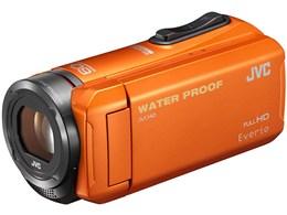 JVCハイビジョンメモリームービーEverioGZ-R300-D[オレンジ]【ビデオカメラ】