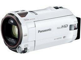 Panasonic/パナソニックデジタルビデオカメラHC-W870M-W[ホワイト]【ビデオカメラ】