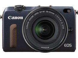 キヤノン / CANON EOS M2 EF-M18-55 IS STM レンズキット [ベイ…