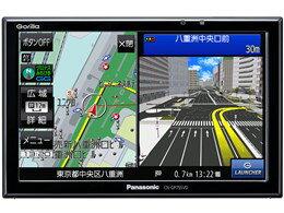 ★■ Panasonic / パナソニック GORILLA CN-GP755VD 【カーナビ】