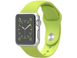 アップル / APPLE Apple Watch Sport 38mm MJ2U2J/A [グ…