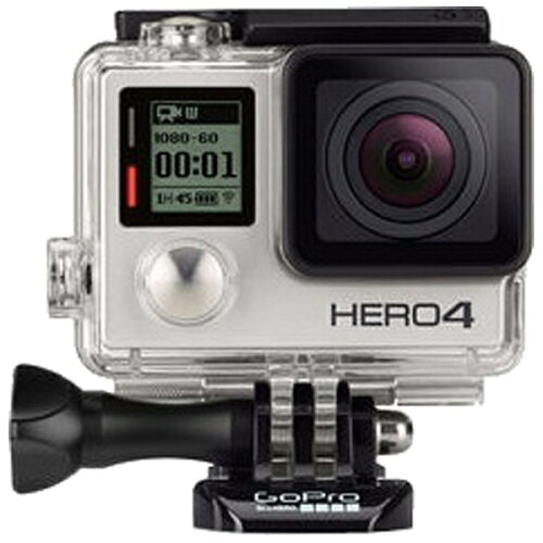 GoPro HERO4 Silver Edition Surf CHDSY-401-JP