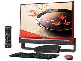 ★NEC(日本電気) LAVIE Desk All-in-one DA770/CAR PC-D…