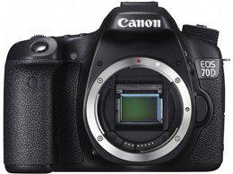 【アウトレット 化粧箱破損品】CANON / キヤノン デジタル一眼レフカメラ EOS 70D…