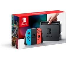 ★◇Nintendo / 任天堂 Nintendo Switch [ネオンブルー/ネオンレッド](3000円クーポン貼付なし)【送料無料】