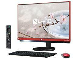 ★NEC LAVIE Desk All-in-one DA770/GAR PC-DA770GA…
