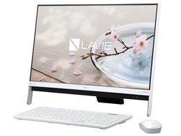 ★NEC LAVIE Desk All-in-one DA350/GAW PC-DA350GA…
