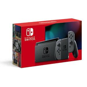 ★Nintendo / 任天堂 Nintendo Switch HAD-S-KAAAA [グレー]【送料無料】