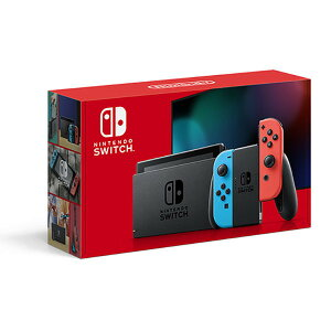 ★Nintendo / 任天堂 Nintendo Switch HAD-S-KABAA [ネオンブルー・ネオンレッド]【送料無料】