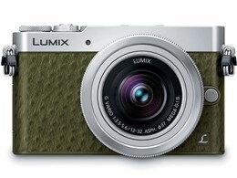 ◎◆ パナソニック LUMIX DMC-GM5K-G レンズキット [グリーン] 【デジタル一眼カメラ】