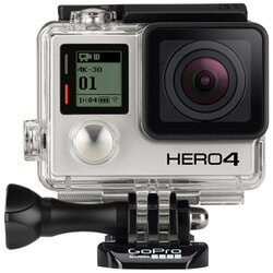 ◎◆ GoPro HERO4 Black Edition Adventure CHDHX-401-JP 【ビデオカメラ】
