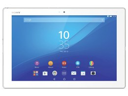 ◎◆ SONY Xperia Z4 Tablet Wi-Fiモデル SGP712JP/W [ホワイト] 【タブレットPC】