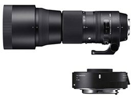 ◎◆ シグマ 150-600mm F5-6.3 DG OS HSM Contemporary テレコンバーターキット [キヤノン用] 【レンズ】:ディーライズ2号店