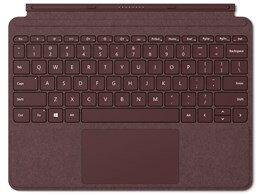 ◎◆ マイクロソフト Surface Go Signature タイプ カバー KCS-00059 [バーガンディ] 【タブレットケース】