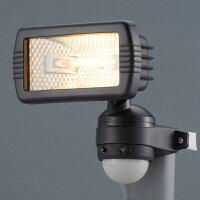 オーム電機ES150ハロゲンセンサーライト150W×1灯[品番]07-5578ES150