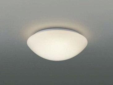 コイズミ LED小型シーリングライト 白熱球100W相当 LED一体型 傾斜天井取付可能 電球色AH41882L