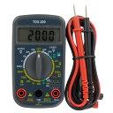 オーム電機 TDX-200 デジタルマルチテスター [品番]04-1855 TDX200