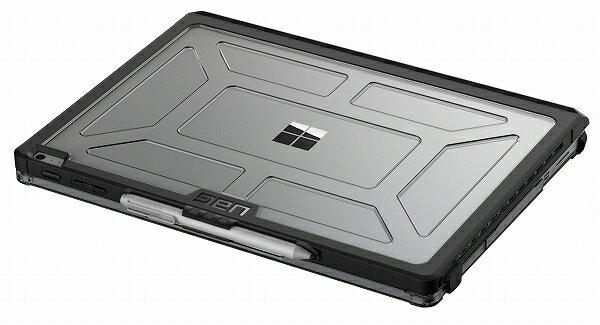 【アウトレット】 UAG-SFBK-ICE Surface Book (第1世代) 用 ケース クリア 国内正規代理店品 マイクロソフト Microsoft サーフェイスブック URBAN ARMOR GEAR アーバンアーマーギア