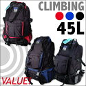 CLIMBING¿��ǽ�ǥ��Хå�/��45L/����/����