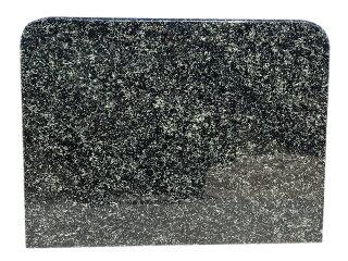 墓石用角型香炉緑色系御影石サイズ約幅30.5×奥行15.5×高さ24.5cmお墓のリフォーム!【送料無料】【※空気穴なし】