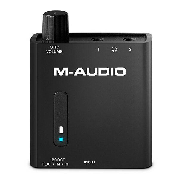 アンプ, ヘッドホンアンプ  M-Audio() Bass Traveler 1